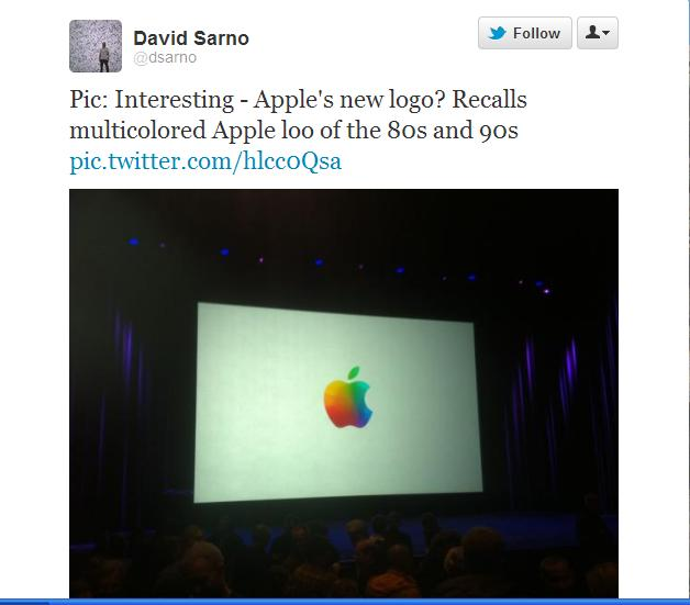 is apple logo