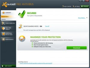 Download Free Avast Free Antivirus