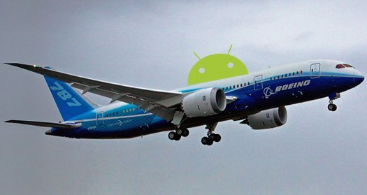 Boeing to develop highly secure smartphones