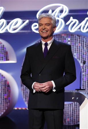Host Phillip Schofield Photo