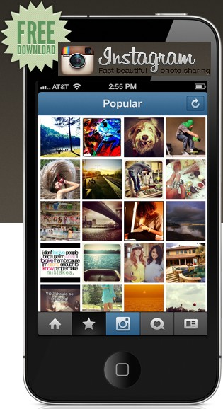Download new Instagram iOS apps