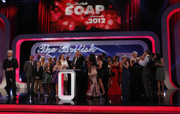 The British SOAP Awards 2012 Photo Gallary