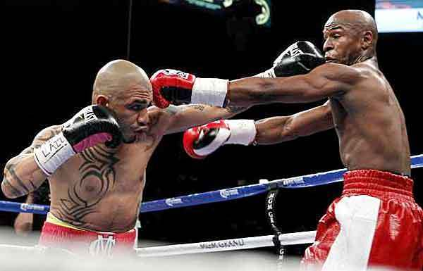 Miguel Cotto Vs Floyd Mayweather youtube