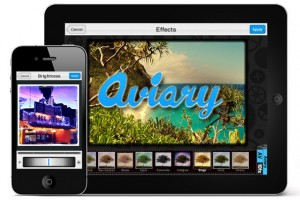 aviary apps for facebook