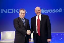 Microsoft is buying Nokia's mobile devices and services business.