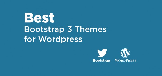 10 Best Premium Bootstrap 3 WordPress Themes Collection | Social ...