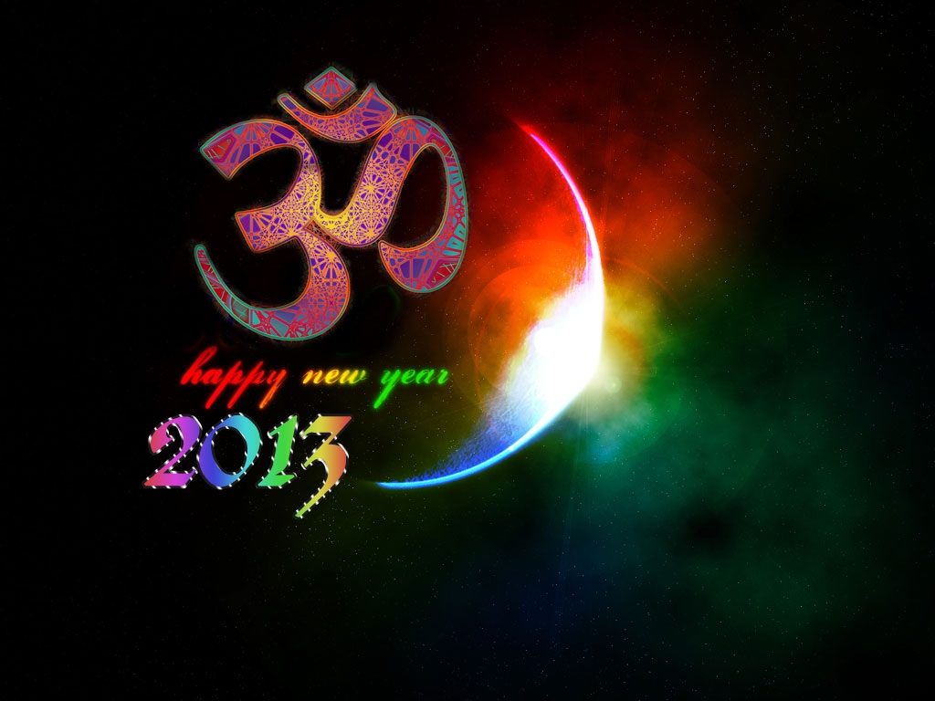 collection of happy new year 2013 wall papers