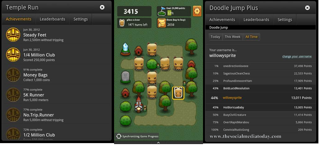 Review: GameCircle for Kindle Fire