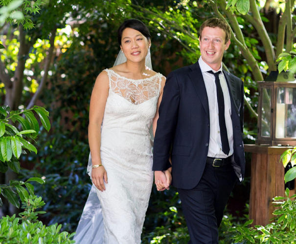 Mark Zuckerberg and Priscilla Chan Honeymoon Pictures
