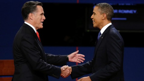 First US presidential debate: Obama v Romney