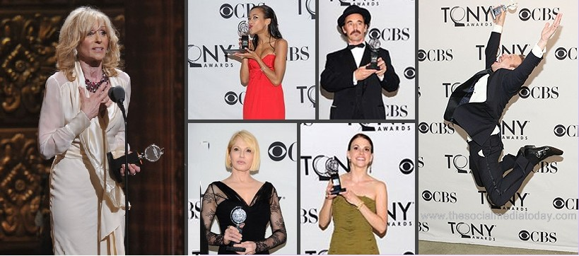 Tony Awards 2012 Replay