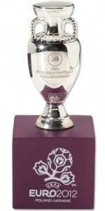 UEFA EURO 2012 cup pictures