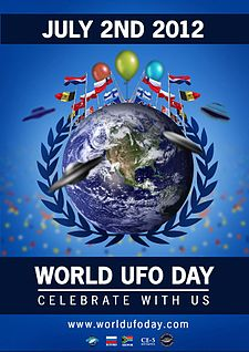 World UFO Day Events