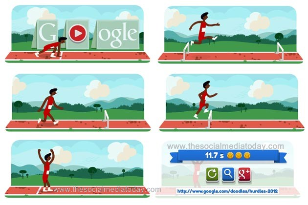 How to start google hurdles game