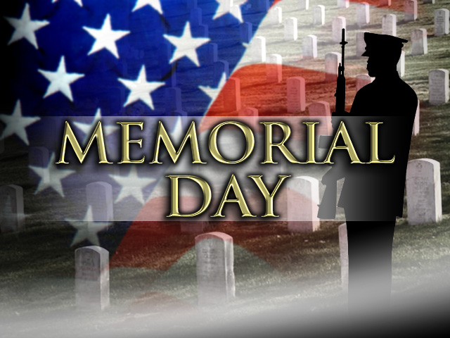 Memorial Day Cards free