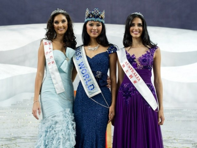 miss world 2012 HD photo