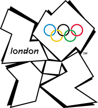 official olympics 2012 london logo