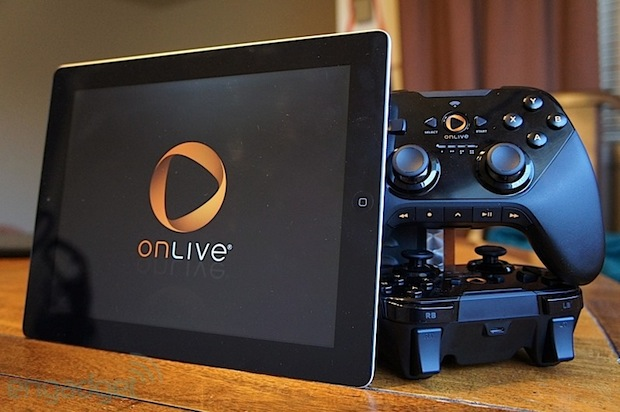 OnLive's video gaming users