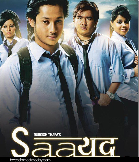 nepali movie saayad